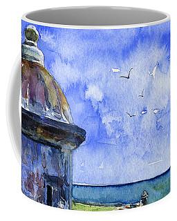 Fort San Juan Puerto Rico Coffee Mug