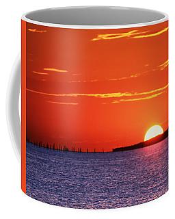 Fort Story Sunrise Coffee Mug