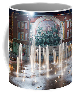 Fort Worth Sundance Square Aug 2014 Coffee Mug