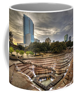 Fort Worth Water Garden Coffee Mug
