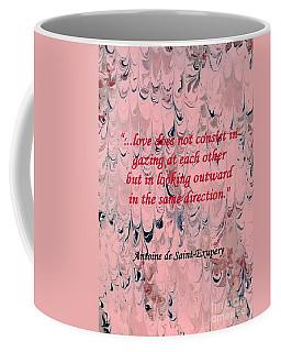 Forward Looking Love Coffee Mug