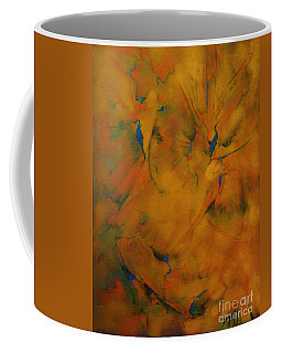 Fossils Birds And Butterflys Coffee Mug