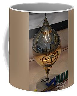 Coffee Mug featuring the photograph Foucalt's Pendulum by Robert Meanor