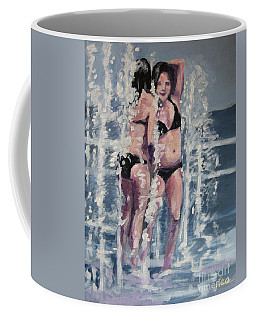Fountain Fun Coffee Mug