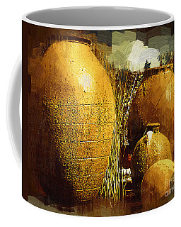 Fountain Of  Urns Coffee Mug
