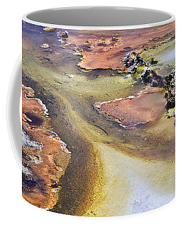 Fountain Paint Pot Coffee Mug