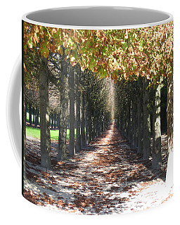 Fountainebleau - Under The Trees Coffee Mug by HEVi FineArt