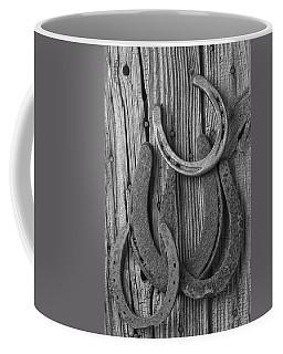 Four Horseshoes Coffee Mug