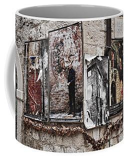 Four Posters Coffee Mug