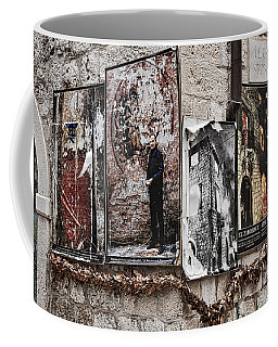 Four Posters Coffee Mug