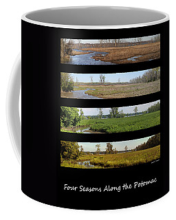 Four Seasons Along The Potomac Coffee Mug