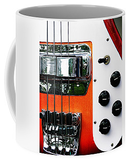Four String Rickenbacker Bass  Coffee Mug