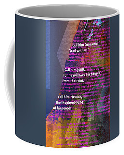Fourteen Generations Coffee Mug by Chuck Mountain