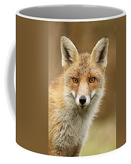 Foxy Face Coffee Mug