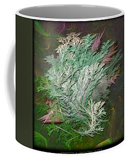 Fractal Ferns Coffee Mug