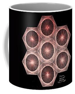Fractal Fusion Hw Equals Mc Squared Coffee Mug