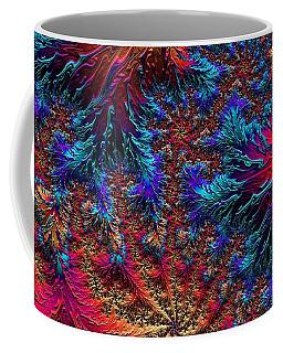 Fractal Jewels Series - Beauty On Fire II Coffee Mug