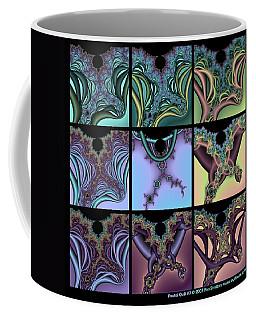 Fractal Quilt 7 Coffee Mug