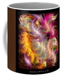 Fractal Silk Coffee Mug