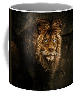 Fractallion Coffee Mug