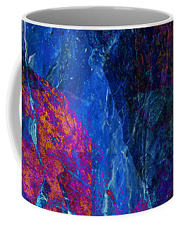 Fracture Section Xv Coffee Mug