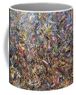 Fragmented Fall Coffee Mug