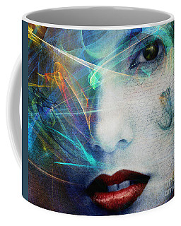 Fragrance Of Love Coffee Mug