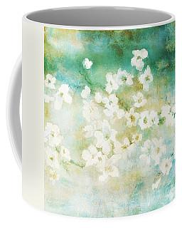 Fragrant Waters - Abstract Art Coffee Mug