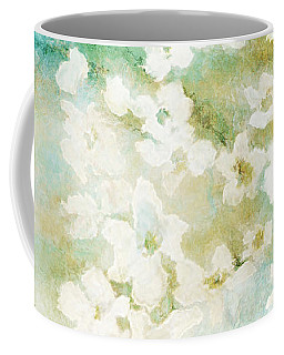 Fragrant Waters - Abstract Art Coffee Mug
