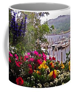 Fragrant Marina Coffee Mug by Lydia Holly