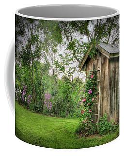 Fragrant Outhouse Coffee Mug