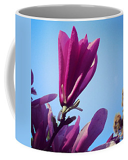 Coffee Mug featuring the photograph Fragrant Silence by Kerri Farley