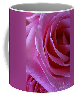 Face Of Roses 2 Coffee Mug