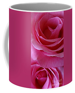 Face Of Roses 3 Coffee Mug