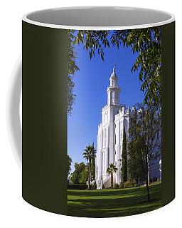 Framed House Coffee Mug