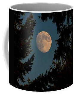 Framed Moon Coffee Mug