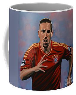 Franck Ribery Coffee Mug
