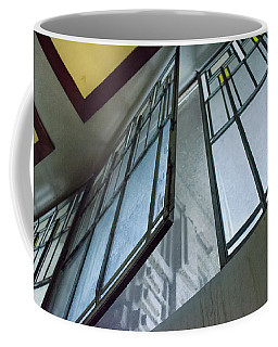 Frank Lloyd Wright's Open Window Coffee Mug