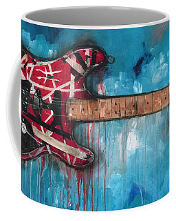 Frankenstrat Coffee Mug