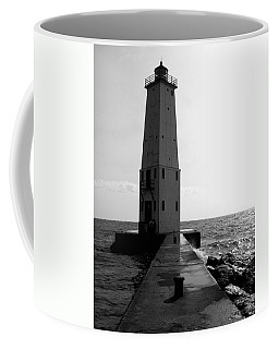 Frankfort Michigan Lighthouse Ll Coffee Mug