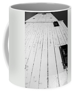 Frankfort Michigan Lighthouse Coffee Mug