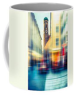 Frauenkirche - Munich V - Vintage Coffee Mug