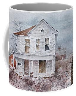 Frayed Coffee Mug