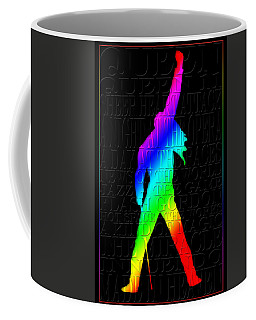 Freddie Mercury 2 Coffee Mug