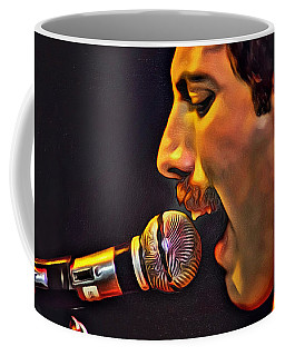 Freddie Mercury 2 Of 4 Coffee Mug