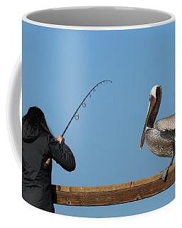 Free Dinner  Coffee Mug