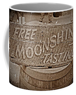 Free Moonshine Coffee Mug