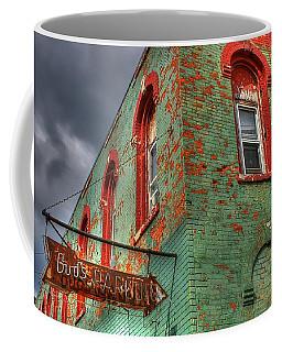 Free Parking Coffee Mug
