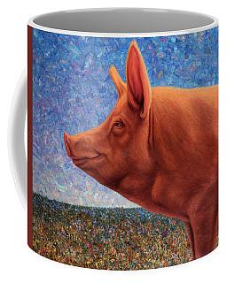 Free Range Pig Coffee Mug