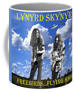 Freebirds Flying High Coffee Mug